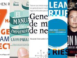 Los mejores libros para emprendedores exitosos