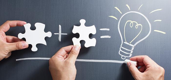 encontrar una idea de negocio, combinacion