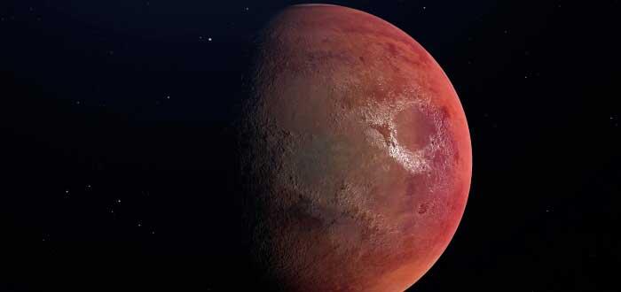 Planeta Marte - protagonista de una de las frases de Elon Musk