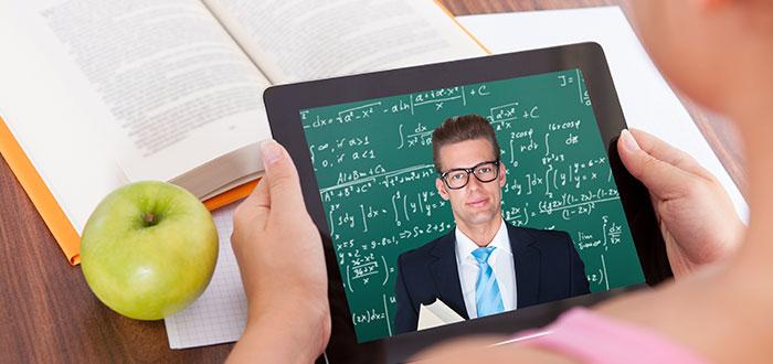 Negocios, Profesor digital