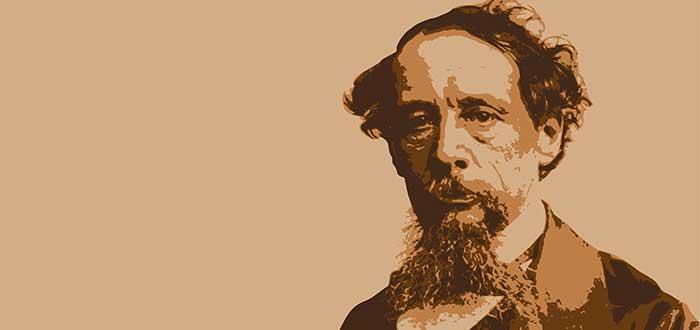 imagen pintura charles Dickens