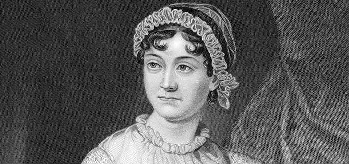 imagen pintura Jane Austen