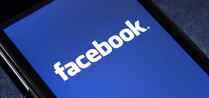 pantalla logo Facebook frases de negocios
