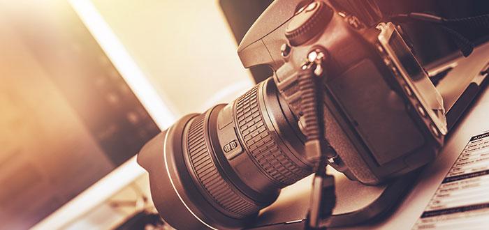 Fotógrafo de Stock