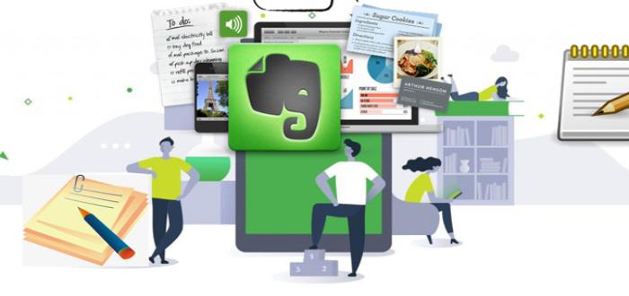 ¿Ya conoces de Evernote? Una de las herramientas de productividad de gestión de tareas