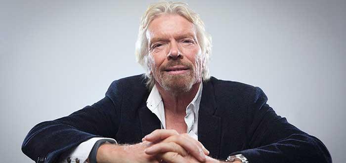 Richard Branson hace parte de los empresarios exitosos