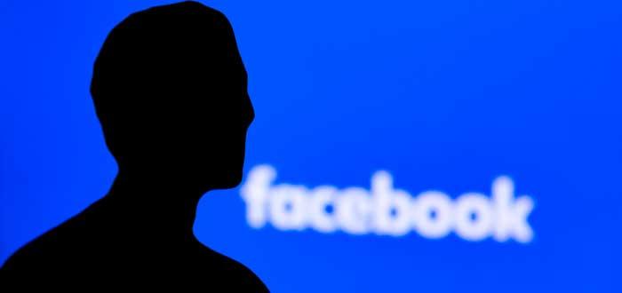 sombra de Mark Zuckerberg