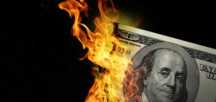 Miedo a los problemas económicos