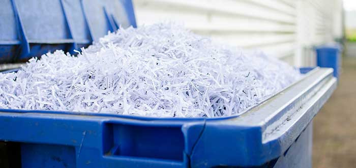 Tipos de destructora de papel para tu oficina. 2
