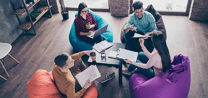 Coworking la revolución del concepto de oficina. 2
