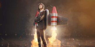 caracteristicas-de-un-emprendedor-exitoso con jetpack en la espalda
