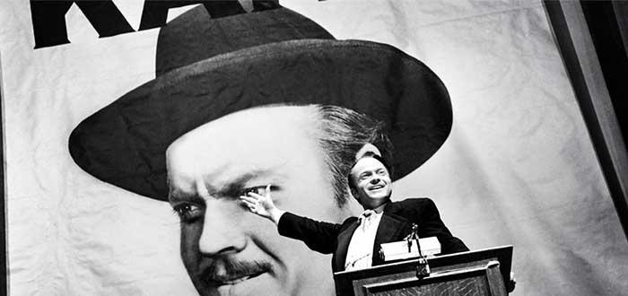 Película clásica Ciudadano Kane