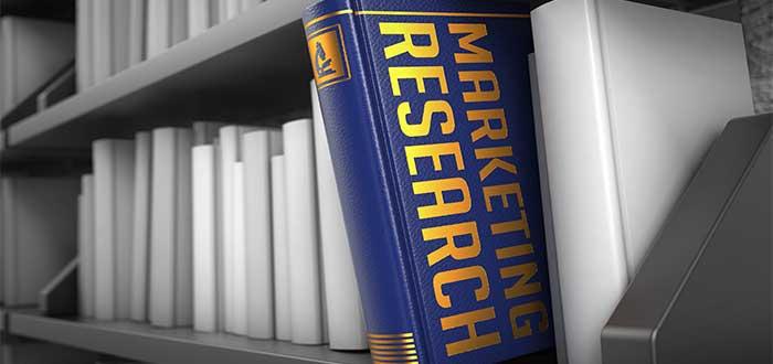 libro de investigación de mercados