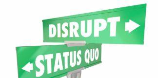 guias viales para ir a la disrupción o el status quo