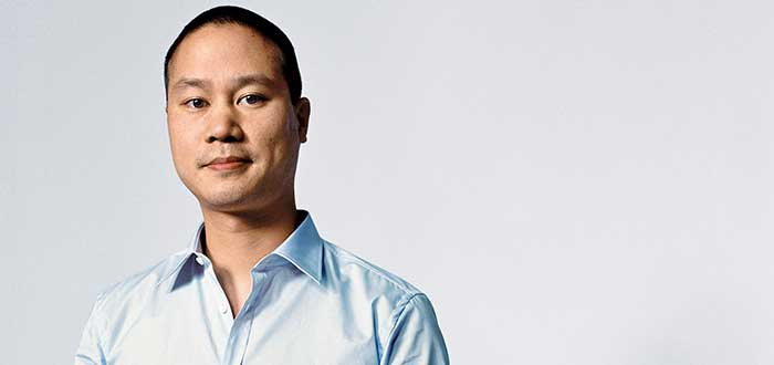 Retrato de Tony Hsieh
