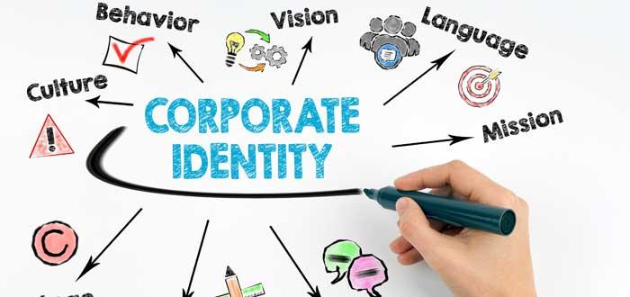 Íconos de identidad corporativa