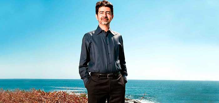 Retrato de Pierre Omidyar