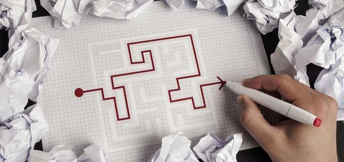 Una emprendedora diseña la ruta de negocio con el método Lean Startup