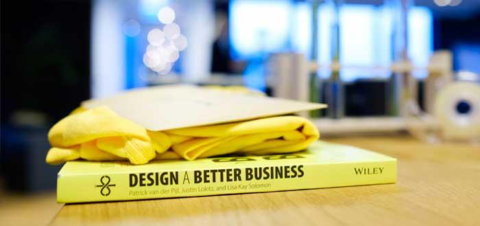 Libro sobre mejores negocios