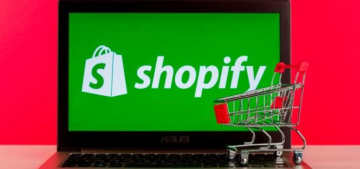 imagen de la aplicación Shopify