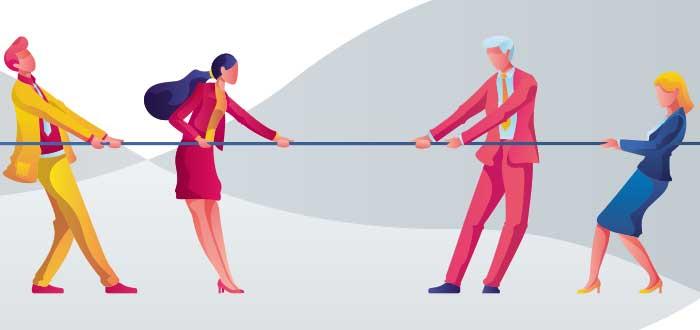 Para David Criado algunos tipos de conflicto en las organizaciones pueden ser síntomas de cambio