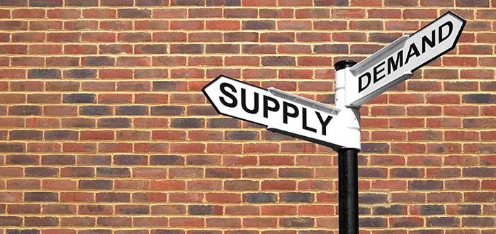 Señalización de oferta y demanda