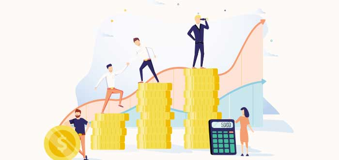 Perspectiva financiera de una empresa