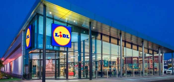 tienda de supermercados lidl
