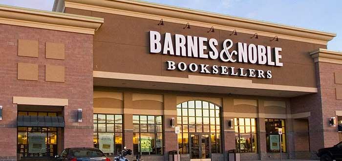Tienda de Barnes & Noble