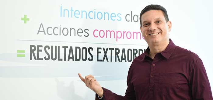 Coach futurista Jose Laguado