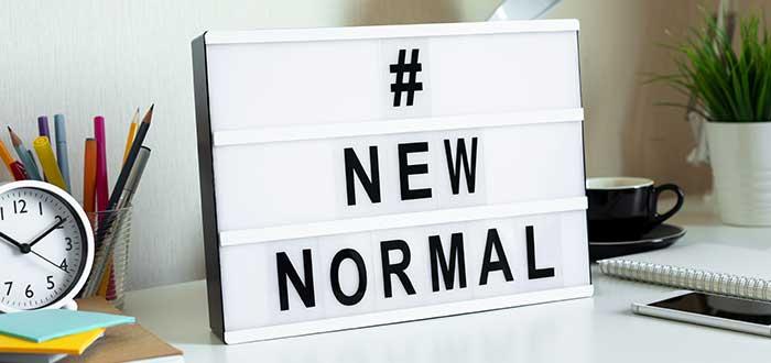 Nueva normalidad tras la gestión del cambio