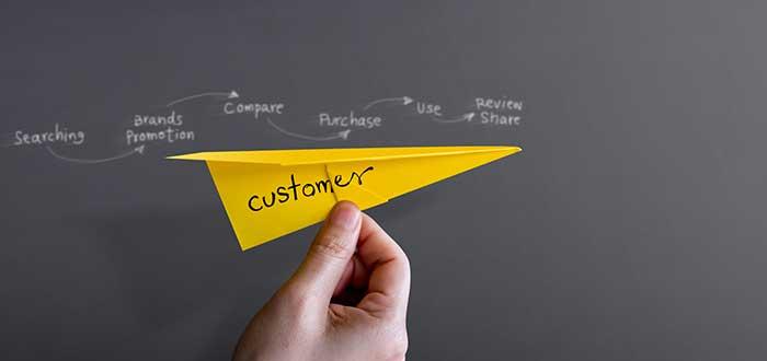 Proceso de fidelización de clientes