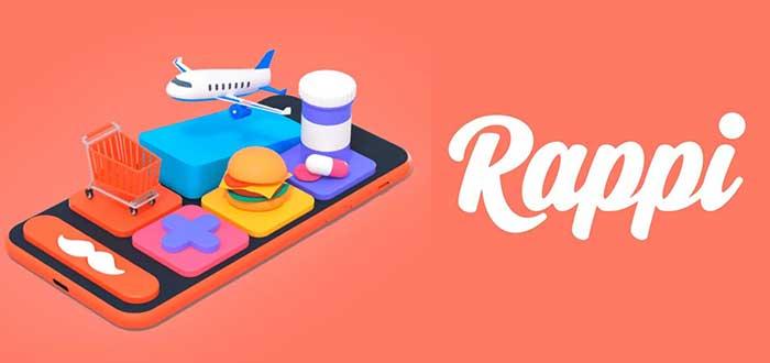 Logo de Rappi