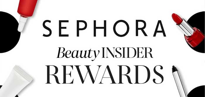 Ejemplos de programas de fidelización: Beauty Insider de Sephora