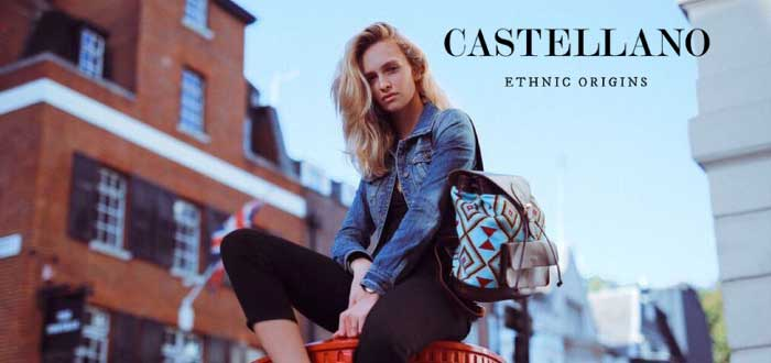 Castellano Ethnic Origins firma de Daniela Castellanos