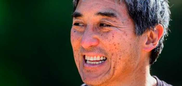 Guy Kawasaki sonriendo