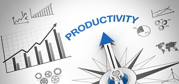 Brújula señala el aumento de la productividad
