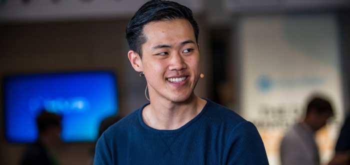Andy Fang uno de los jóvenes más ricos del mundo