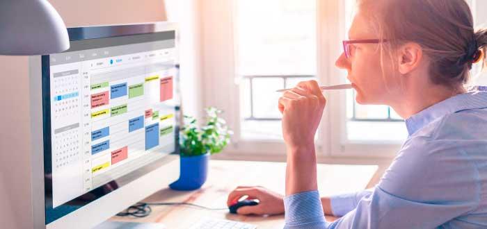 herramientas para administrar el tiempo en el trabajo