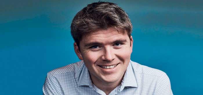 John Collison uno de las jóvenes más ricos del mundo