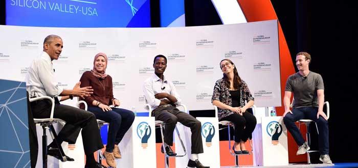 Barack Obama y Mark Zuckerberg reconocen el trabajo de Laboratoria