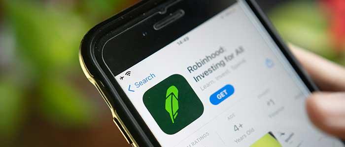 Robinhood, app para invertir