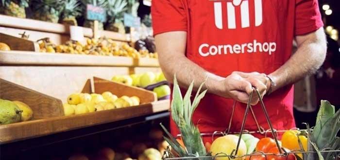 Shopper de cornershop