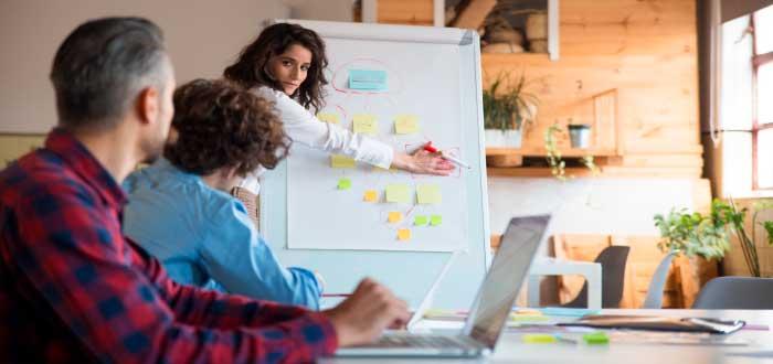 cómo hacer diagramas de flujo en una empresa