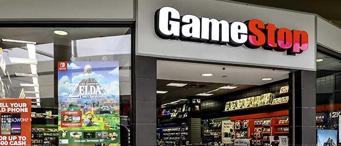 Tienda física de GameStop