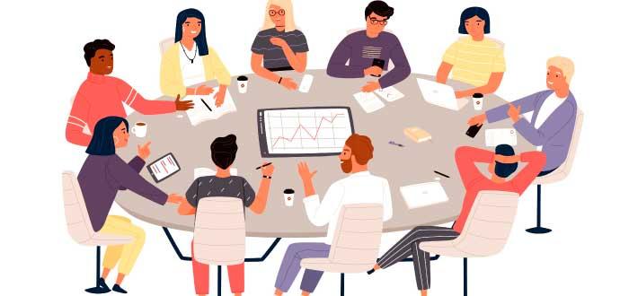tipos de reuniones de trabajo