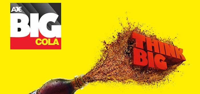 Big cola, el producto principal de aje group