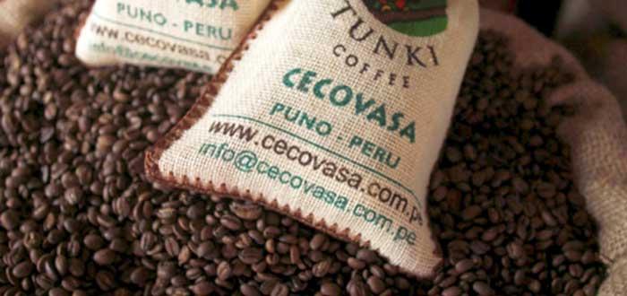Café de Cecovasa, una de las marcas peruanas exitosas