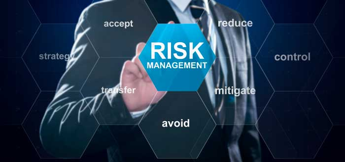 la gestión de riesgos