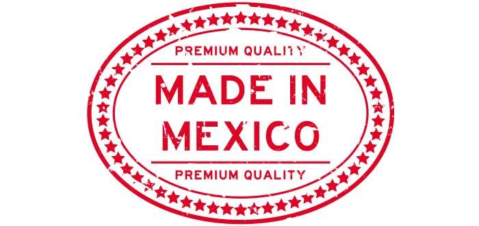 Sello de empresas mexicanas exitosas